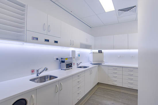 dental fitout specialists Brisbane