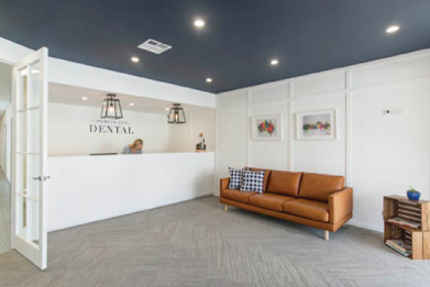 Gold Coast dental surgery design